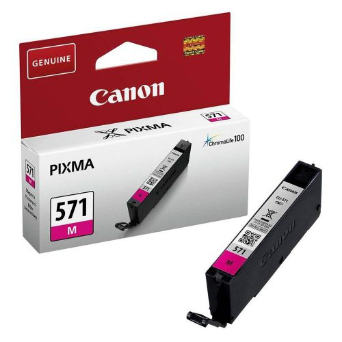 Canon 0387C001 CLI571 Magenta Ink 7ml
