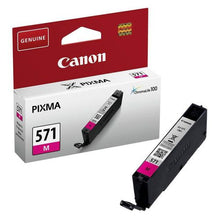 Load image into Gallery viewer, Canon 0387C001 CLI571 Magenta Ink 7ml