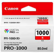 Load image into Gallery viewer, Canon 0554C001 PFI1000 Ref Ink 80ml