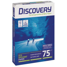 Load image into Gallery viewer, Discovery Paper 75gsm A4 BX10 reams