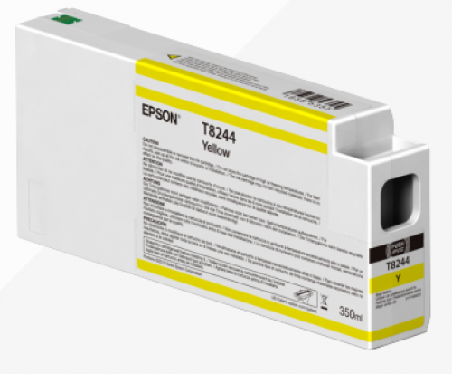 Epson C13T824400 T8244 Yellow Ink 350ml