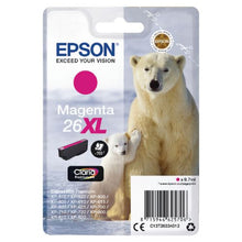 Load image into Gallery viewer, Epson C13T26334012 26XL Magenta Ink 10ml
