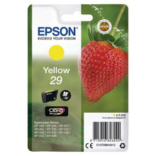 Load image into Gallery viewer, Epson C13T29844012 29 Yellow Ink 3ml