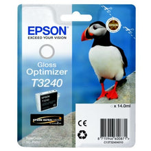 Load image into Gallery viewer, Epson C13T32404010 T3240 Gloss Optimiser Ink 14ml