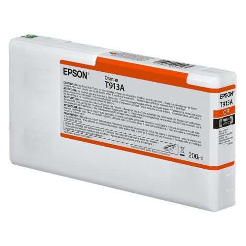 Epson C13T913A00 T913A Orange Ink 200ml