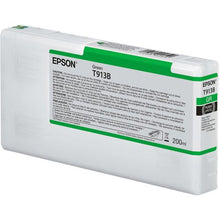 Load image into Gallery viewer, Epson C13T913B00 T913B Green Ink 200ml