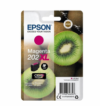 Load image into Gallery viewer, Epson C13T02H34010 202XL Magenta Ink 8.5ml