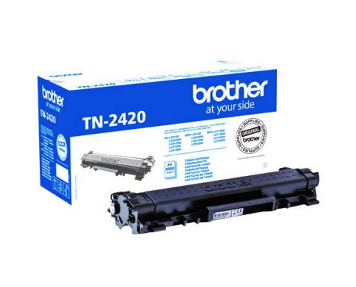 Brother TN2420 Black Toner 3K - xdigitalmedia