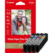 Load image into Gallery viewer, Canon 2052C004 CLI581XL CMYK 4x 8ml Multipack