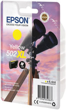 Load image into Gallery viewer, Epson C13T02W44010 502XL Yellow Ink 6ml