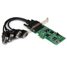 Load image into Gallery viewer, StarTech 4 Port PCIe Serial Combo Card