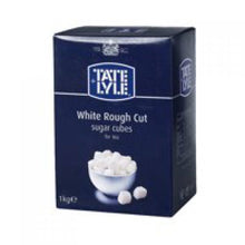 Load image into Gallery viewer, Tate and Lyle White Rough-Cut Sugar Cubes 1kg