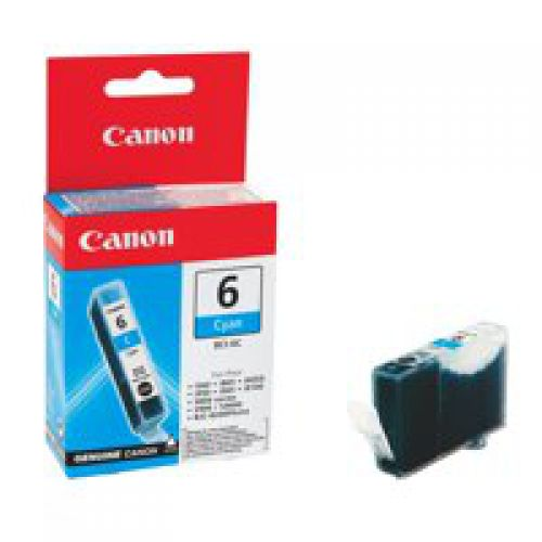 Canon 4706A002 BCI6 Cyan Ink 13ml