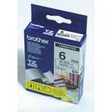 Load image into Gallery viewer, Brother TZE531 Black on Blue Label Tape 12mmx8m