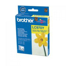 Load image into Gallery viewer, Brother LC970Y Yellow Ink 8ml
