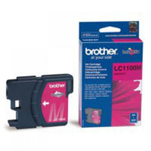 Load image into Gallery viewer, Brother LC1100M Magenta Ink 6ml