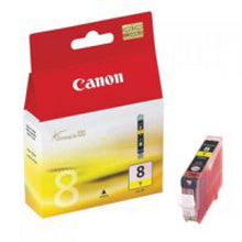 Load image into Gallery viewer, Canon 0623B001 CLI8 Yellow Ink 13ml
