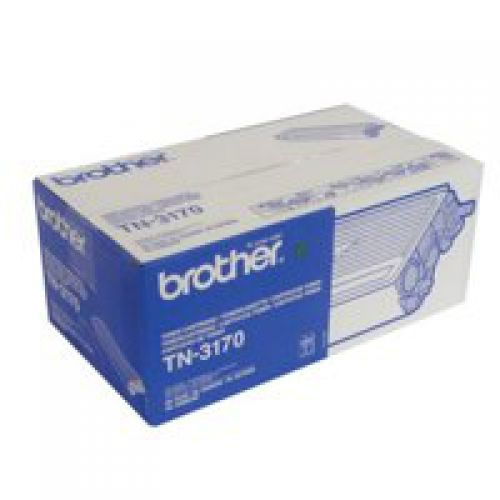 Brother TN3170 Original Black Toner Cartridge High Capacity (7000 pages)