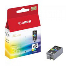 Load image into Gallery viewer, Canon 1511B001 CLI36 Colour Ink 12ml