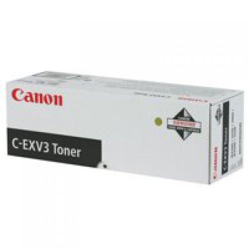 Canon 6647A002 Original Black Toner Cartridge (15000 pages)