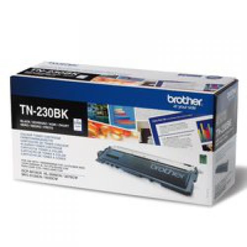 Brother TN230BK Black Toner 2.2K - xdigitalmedia