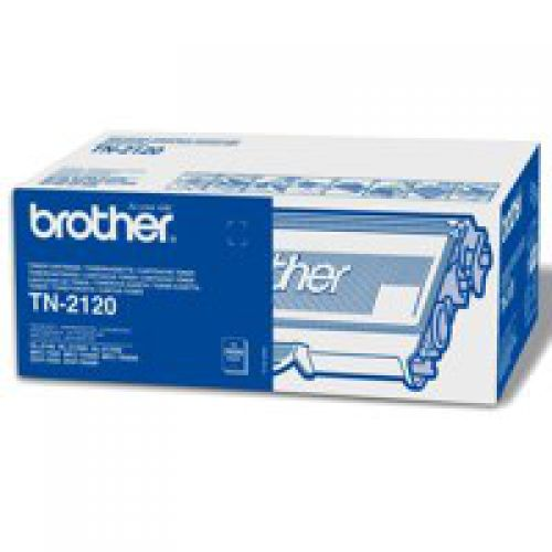 Brother TN2120 Black Toner 2.6K - xdigitalmedia