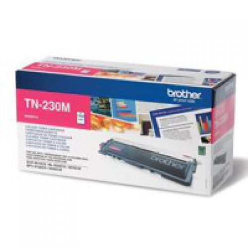 Brother TN230M Magenta Toner 1.4K
