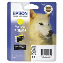 Load image into Gallery viewer, Epson C13T09644010 T0964 Yellow Ink 11ml