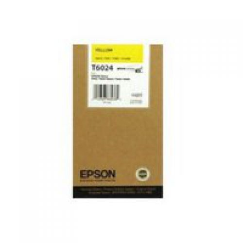 Epson C13T602400 T6024 Yellow Ink 110ml