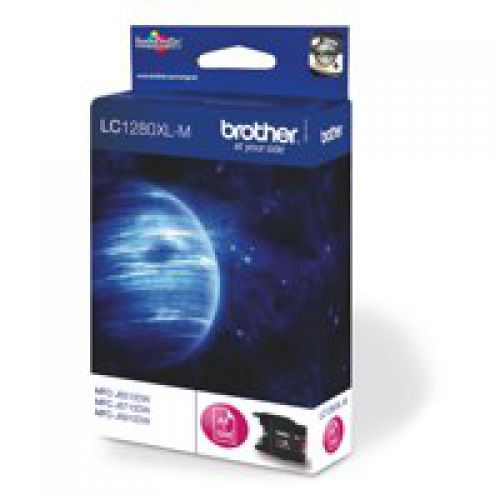 Brother LC1280XLM Magenta Ink 13ml