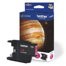 Load image into Gallery viewer, Brother LC1240M Magenta Ink 7ml