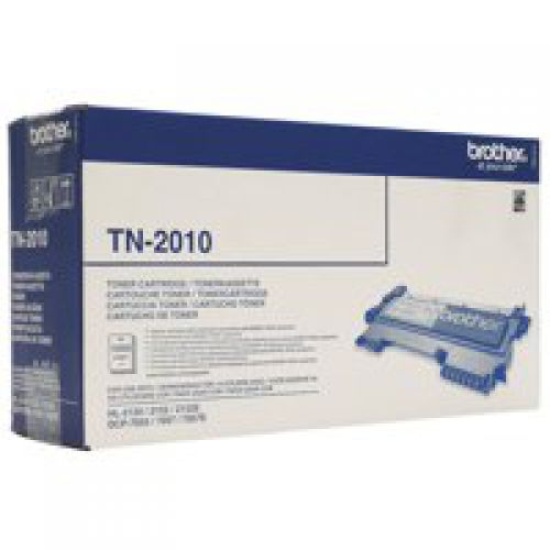 Brother TN2010 Black Toner 1K - xdigitalmedia