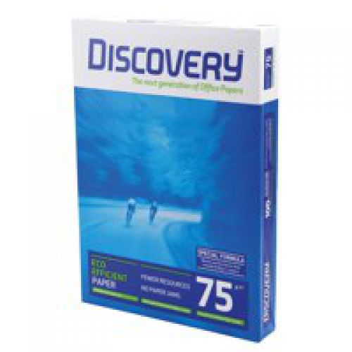 Discovery Paper 75gsm A3 BX 5 reams