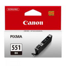 Load image into Gallery viewer, Canon 6508B001 CLI551 Black Ink 7ml