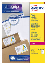 Load image into Gallery viewer, Avery Shipping Labels 200x143mm L7168-100 2 p/sheet PK200