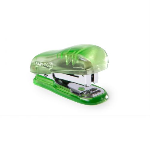 Rapesco WSR700A3 Bug Stapler 12 Sheets Assorted colours