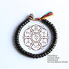 Tibetan Buddhist Six True Mantra Words Bracelet