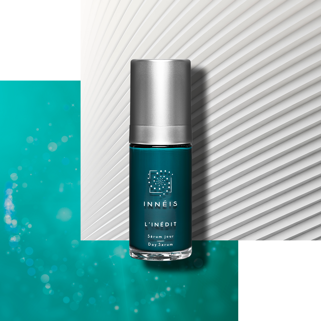 packshot inneis l'inédit serum collagene
