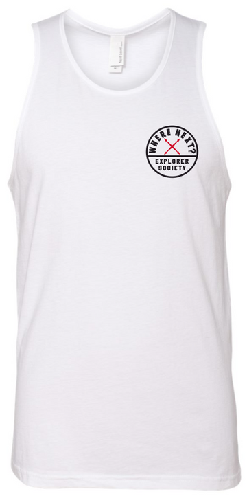 Explorer Society Tank- White