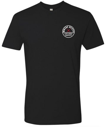 Explorer Society Tee- Black