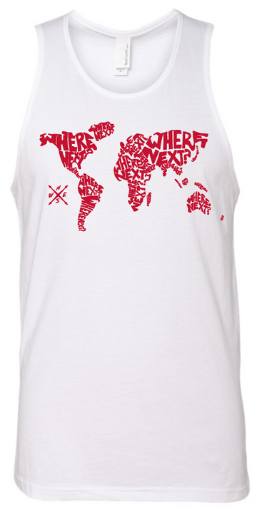 The World Tank- White