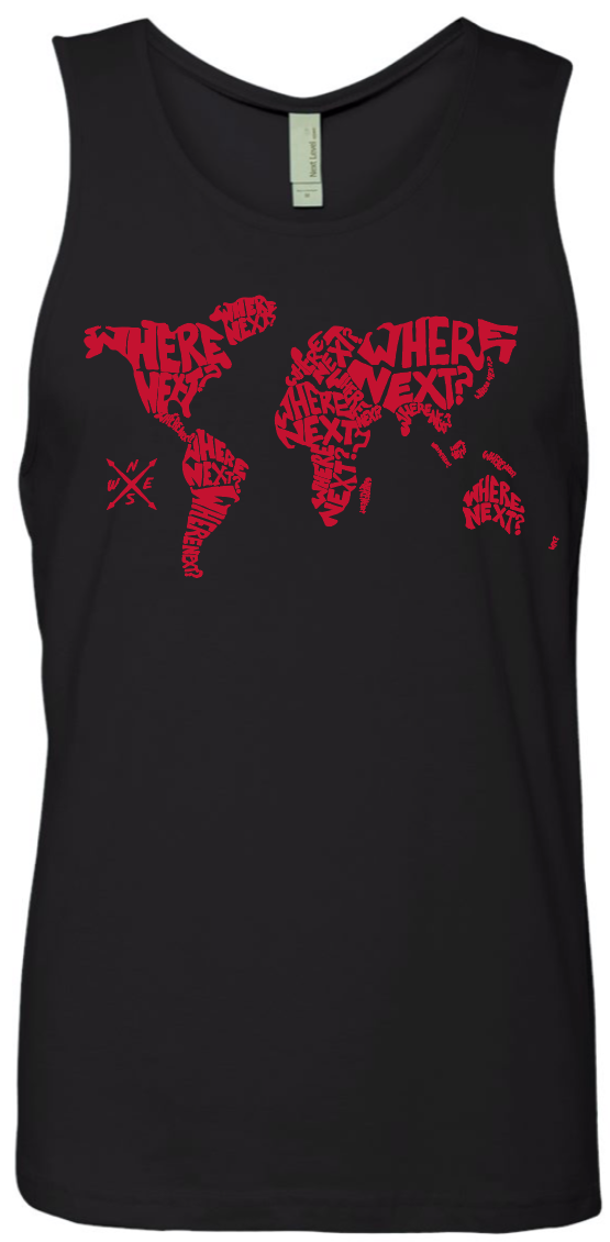 The World Tank- Black