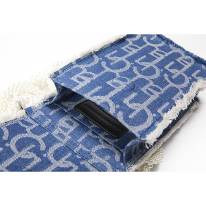 Laulau Chichi Jacquard Phone Bag