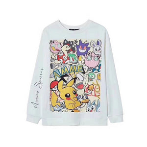 Pikachu Sweater AIMME SPARROW- MADA IN CHINA