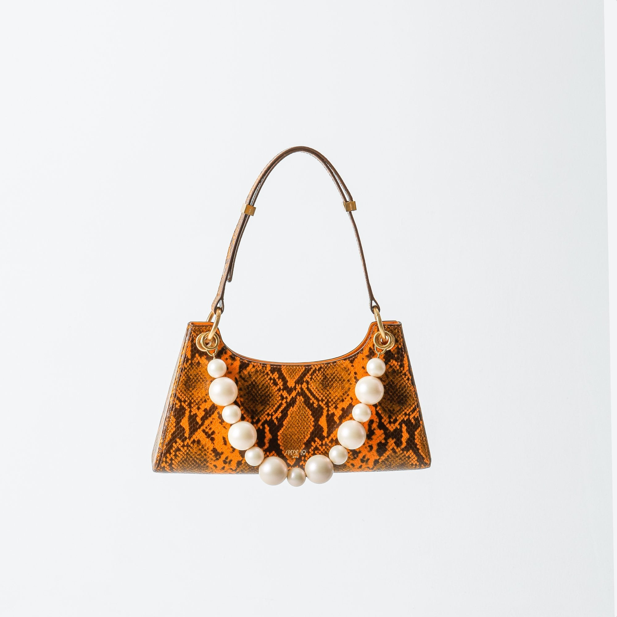 APEDE MOD AmberSnake Froggy Bag | MADA IN CHINA