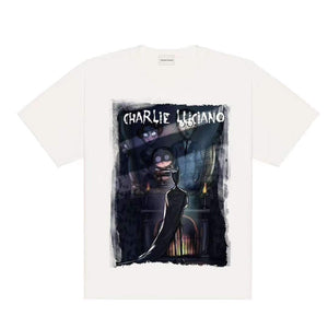 CHARLIE LUCIANO Batman Tee | MADA IN CHINA