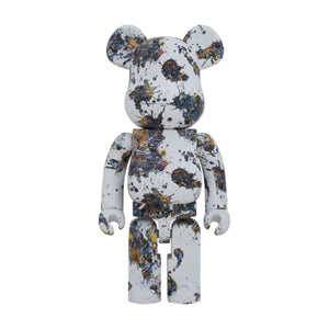 BEARBRICK BE@RBRICK Jackson Pollock Studio(SPLASH) 1000% | MADA IN CHINA