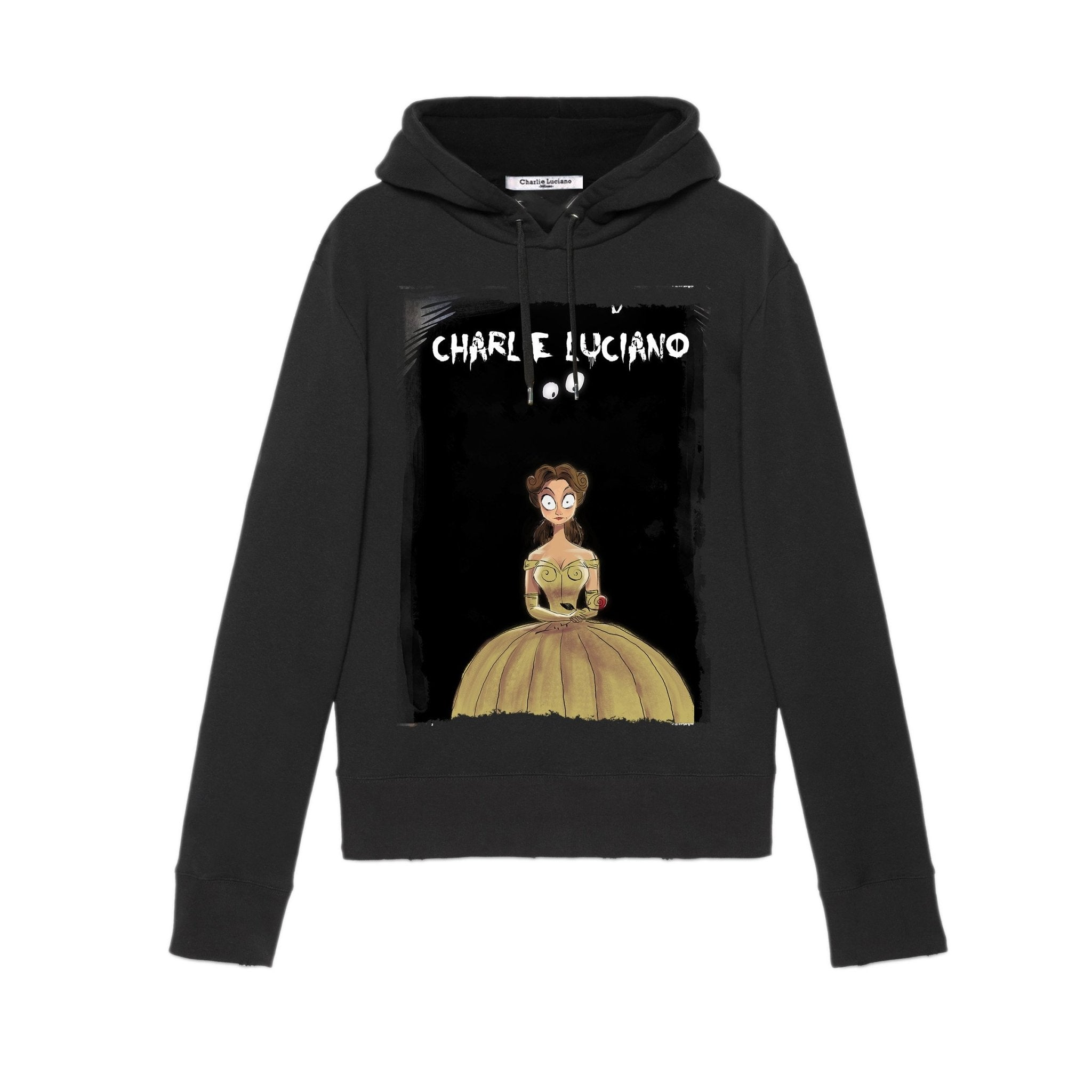 CHARLIE LUCIANO 'Belle' Hoodie | MADA IN CHINA