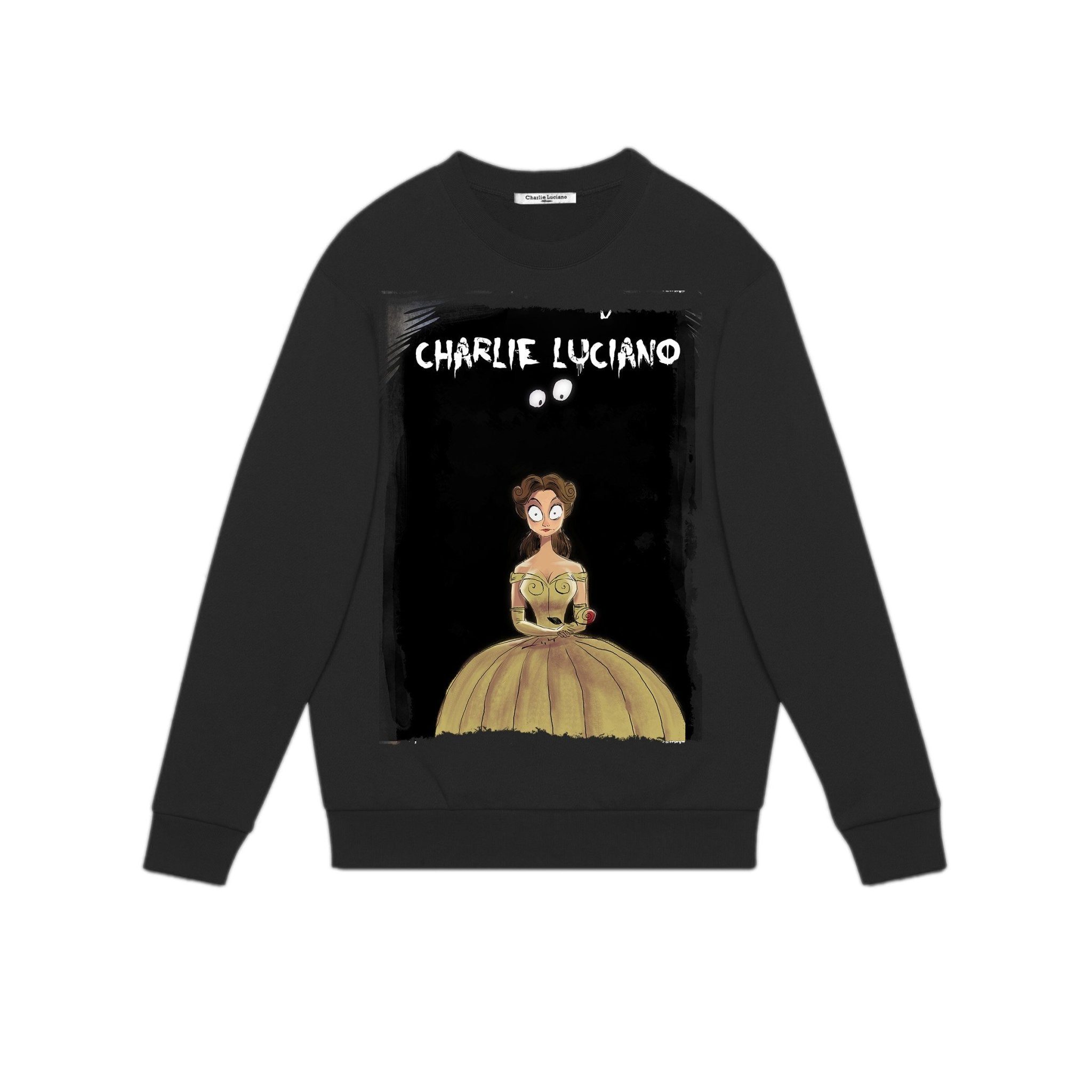 CHARLIE LUCIANO 'Belle' Sweatershirt | MADA IN CHINA