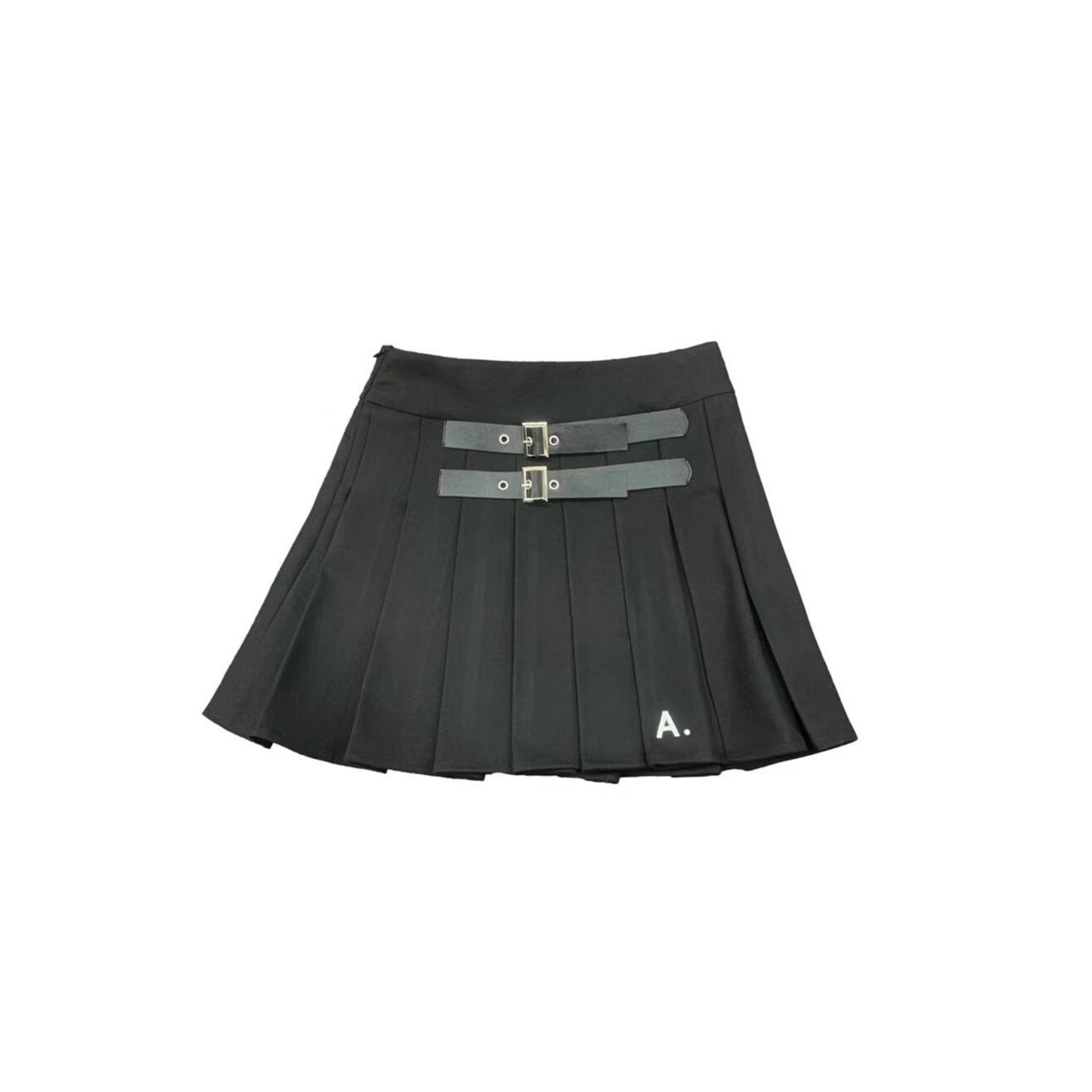 AIMME SPARROW Belt Skirt | MADA IN CHINA